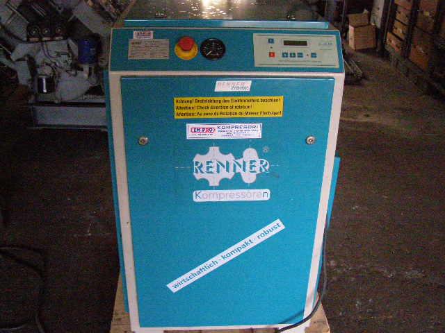 Remont kompresora Renner